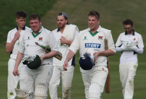 Fixtures and Results for Carlisle Cricket Club