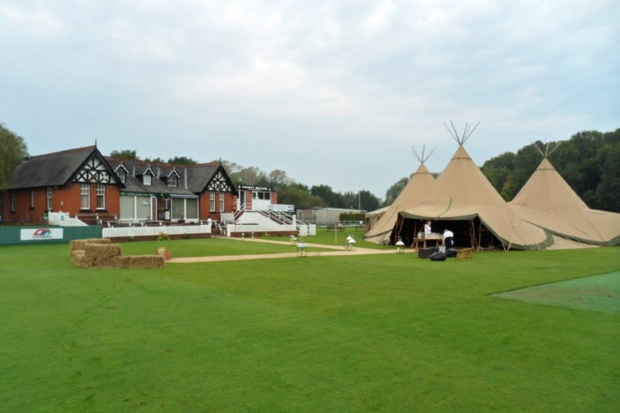 Hire the outdoor function room at Carlisle Cricket Club